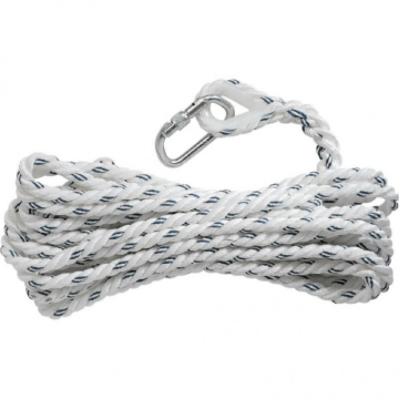 6mm 8mm durable and wear resistant braided rope