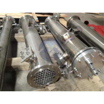 Excellent shell and tube heat exchanger