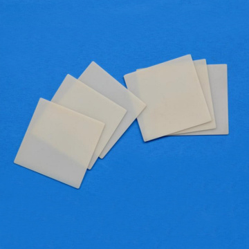 0.5mm 1mm Thick Aluminum Nitride AlN Ceramic Plate