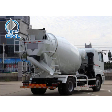 4x2 Concrete Cement Mixer Truck for Sale