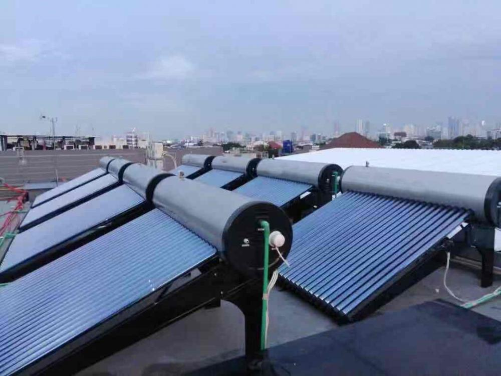 High Pressure Solar Water Heater 100L