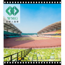 U Shape Monofil Football Artificial Turf