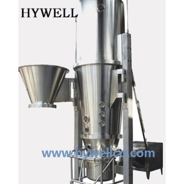 Health Products Special Granulator Coating Machine