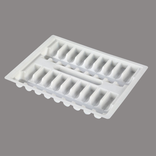 glass vaccine vials blister trays ampoule