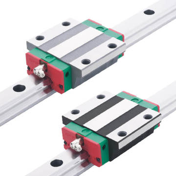 QE Series Quiet Linear Guideways