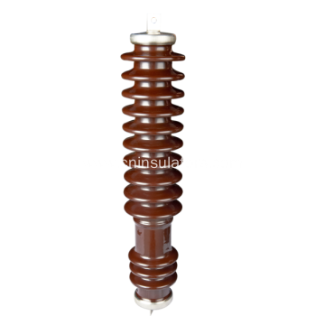 33kv Ceramic Lightning Arrester Porcelain Arrester