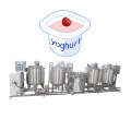 Complete Cup Filling Drinking Yogurt Production Machine Line