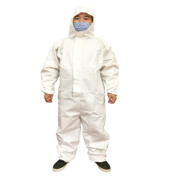 Disposable civil use protective clothing