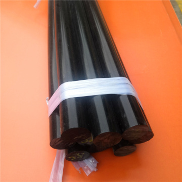 Round Virgin Extrude Pom Rod