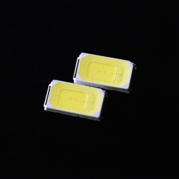 6000-6500K White SMD LED 5730 SMD CRI80