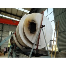 Continuous rotary  furnace Carbonization furnace