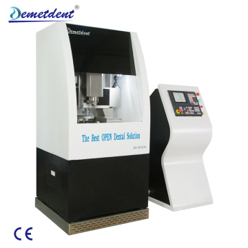 Special Titanium Milling Machine for Dental 4 Axis
