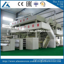 New Design AL-1600 S Nonwoven Machine with CE Certificate