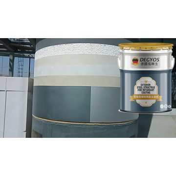 Steel Structure Fire resistant Coating