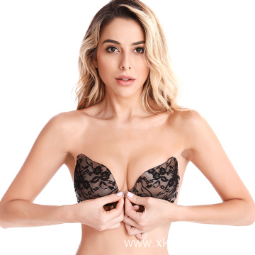 Instant Breast Lift Invisible Silicone Push Up Bra