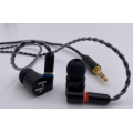 Hi-Res IEM Earphones with Dual Driver