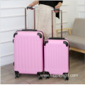 Classic style wholesale abs suitcase for travel