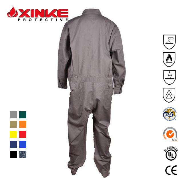 OEM wholesale advanced cotton frc clothing