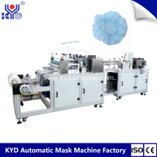 Nonwoven Bouffant Cap Making Machine