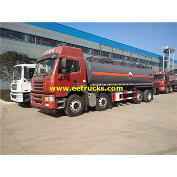 19m3 8x4 HCl Transport Trucks