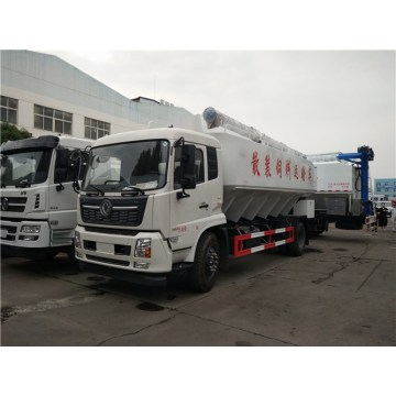 6000 gallons Dongfeng Feed Delivery Tank Trucks