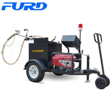 Popular Selling 100L Trailer Asphalt Concrete Crack Sealing Machine