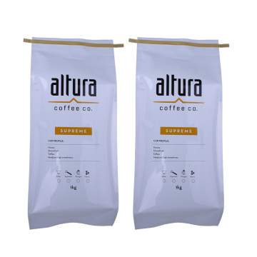 Biodegradable Factory Wholesale Food Grade  Coffee Bag