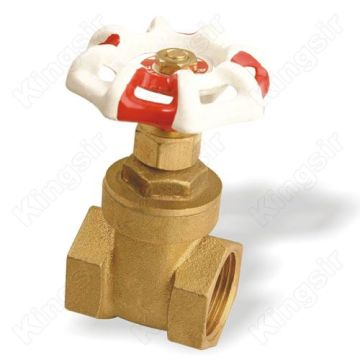 Brass Manual Gate Valves