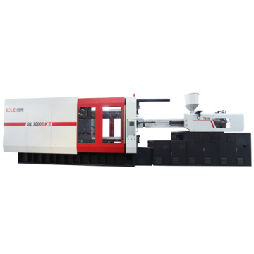 Hand operated injection molding machine