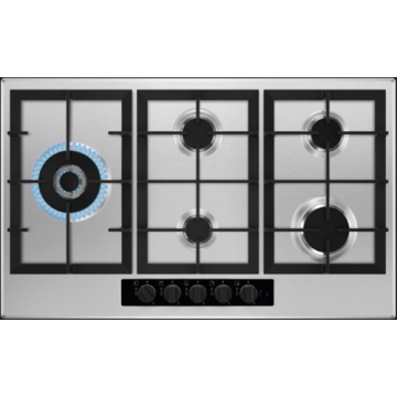 Kitchen Hob AEG 5 Rings Cook Top