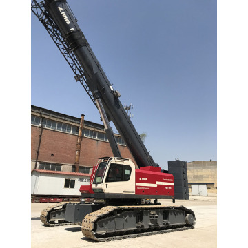 New Mobile Crawler Telescopic Crane with Low Price