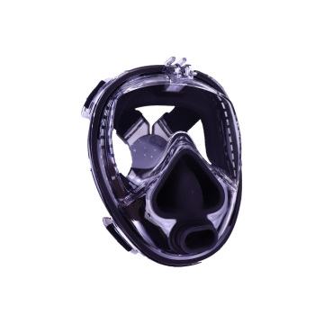 Charming hot sale silicone diving mask