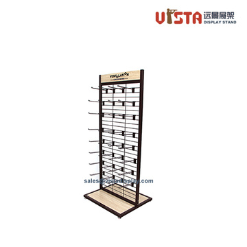 Wire Peg Gridwall Metal Display Stand