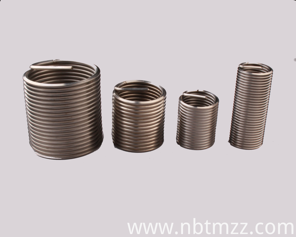 Wire Thread Inserts for Plastic