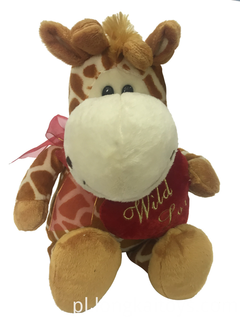 Giraffe For Valentine Gift