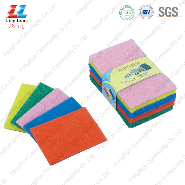 comely scouring pad