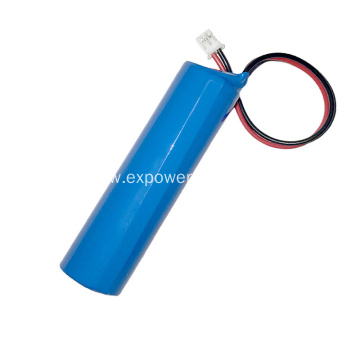 18650 2S1P 7.4V 2750mAh Lithium Ion Battery Pack