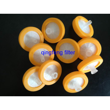 13mm Nylon /Pes /PVDF Syringe Filter for HPLC