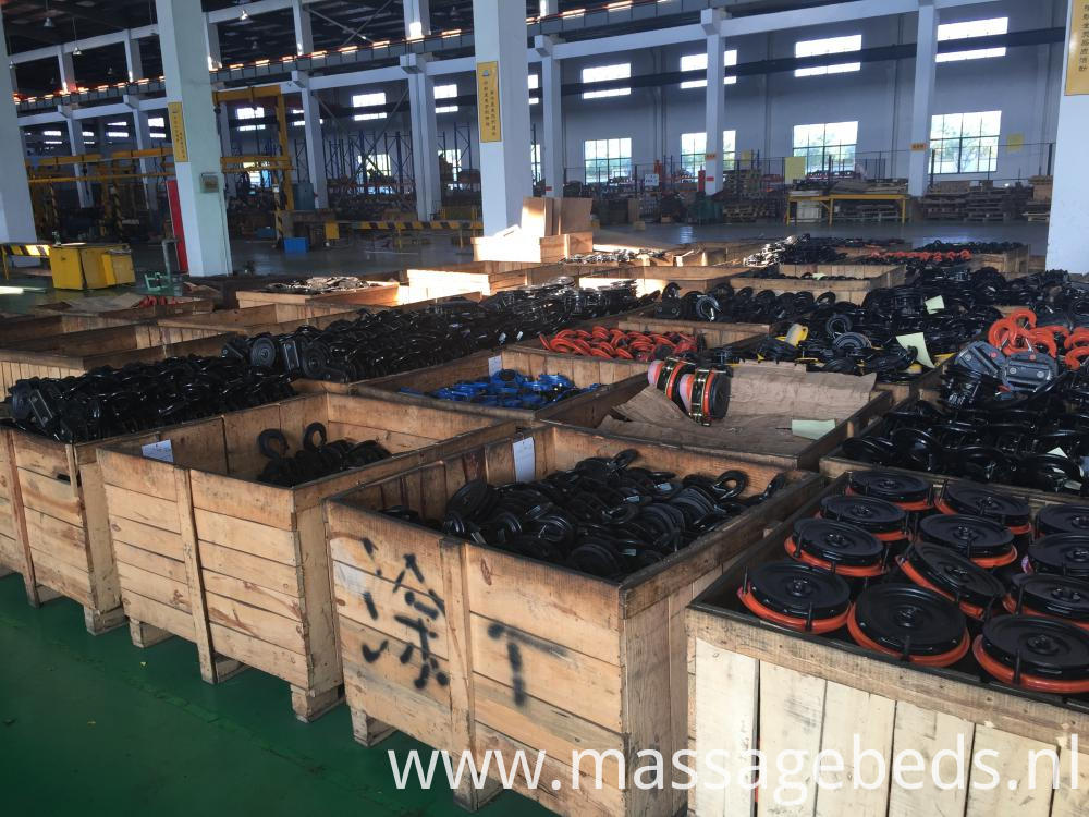 Lever Chain Hoist production