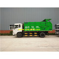 Dongfeng 8Ton Docking Refuse Collector Trucks