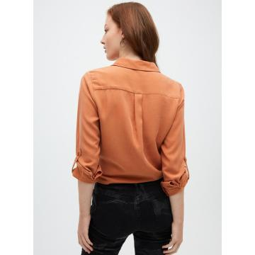 Ladies casual fashion shirt