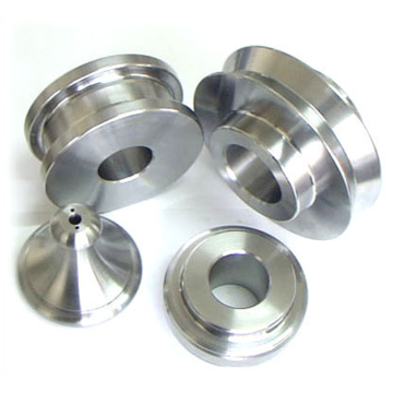 Different Sizes CNC Machined Steel Hydraulic Cylinder Piston