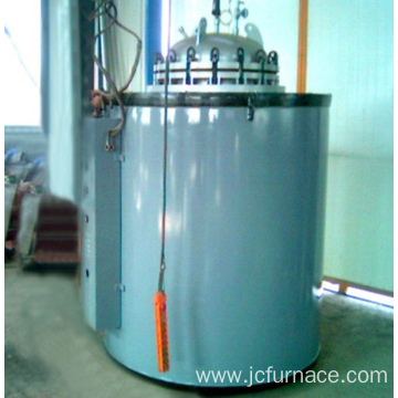 vertical pit aluminium alloy aging furnace