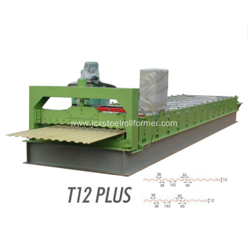 metal roof tiles making machine on sale Uzbekistan