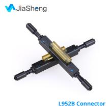 UNIKIT L925B Fiber Optic Quick Connector Optical Fiber Mechanical Splice for Drop Cable