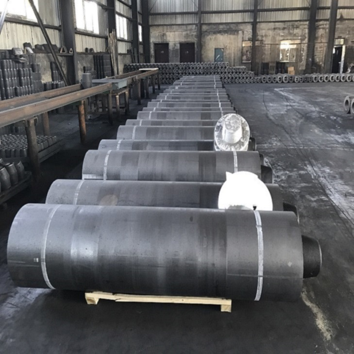 UHP550mm Graphite Electrode for Furnace