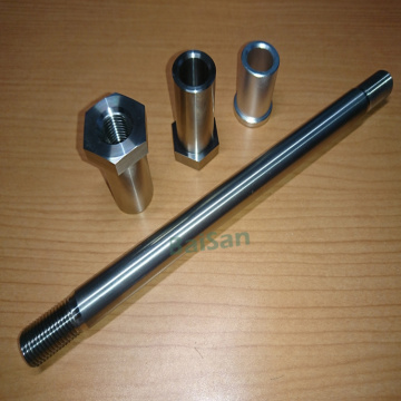 ISO9001 Factory Machining Shafts According to Drawings