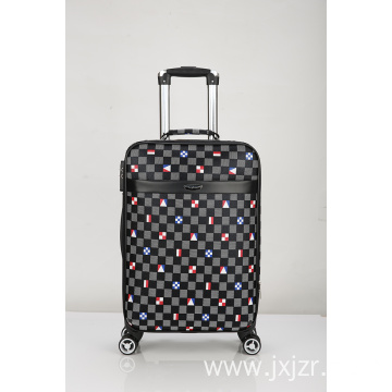 Super quiet Oxford cloth luggage trollry