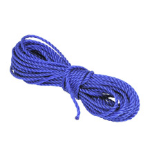 3 strand polyester climbing high strength nylon rope