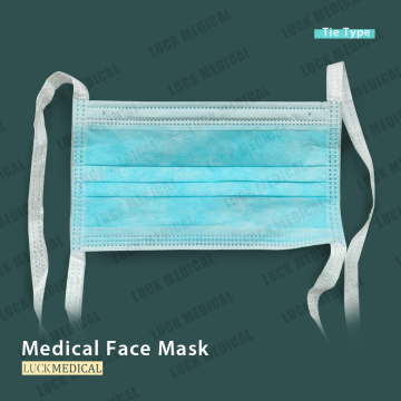 Surgical Face Mask Medical Mask Self Use Tie
